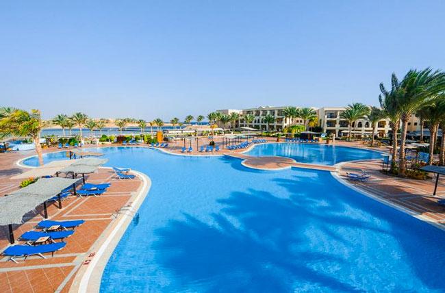Waterpark Egypte in Marsa Alam
