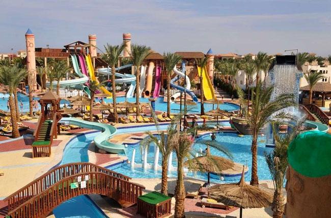 Aquapark Egypte