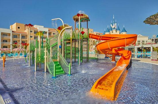 Hotel Tenerife met aquapark