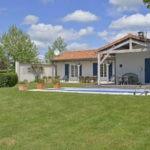 Luxe villapark in Poitou-Charentes met privé zwembad