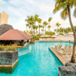 Luxe resort aan het parelwitte strand van Aruba