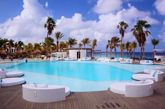 Perfect resort voor zwemliefhebbers op Bonaire