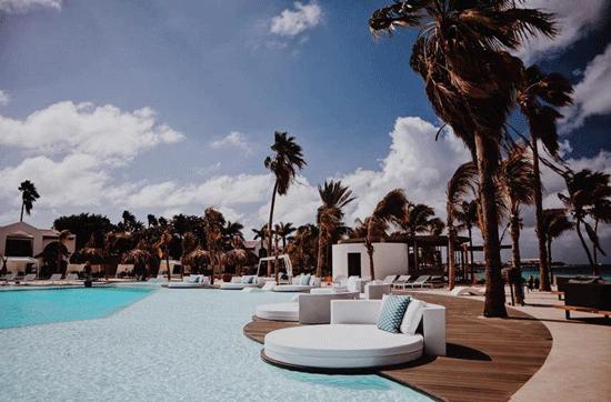 Vakantie Bonaire met fijn zwembad