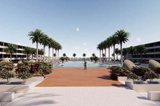 Resort Curaçao met aquapark