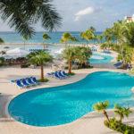 Prachtig resort in Oranjestad met droomzwembad