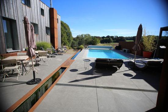 18 leuke hotels met buitenzwembad in België op een rij