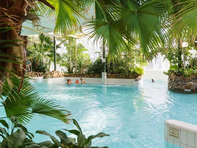 Bijzondere vakantieparken Nederland met subtropisch zwembad
