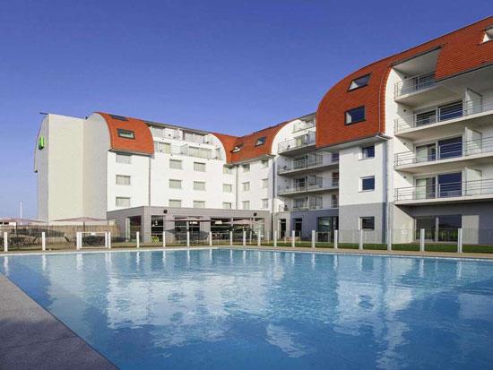 Hotel met buitenzwembad in West-Vlaanderen