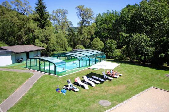 Hotel Val de l'Our, Burg-Reuland