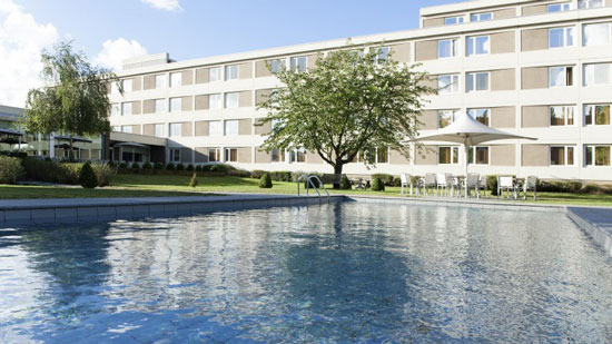 Hotel met buitenzwembad in Antwerpen