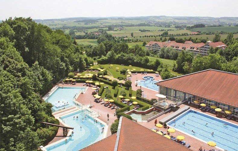 Hotels in Duitsland met buitenzwembad
