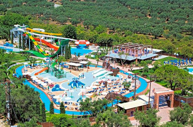 Dit zijn de 6 leukste hotels met aquapark in Griekenland