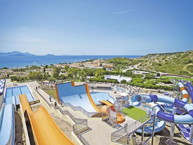 Aquapark Griekenland op Kos