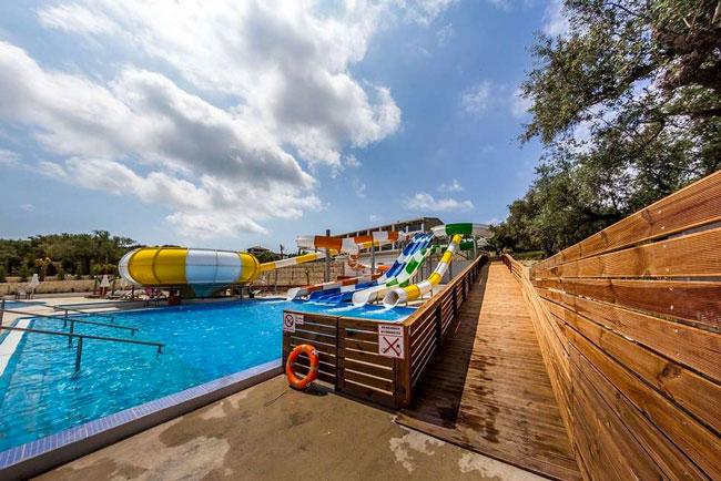 Aquapark Griekenland op Zakynthos