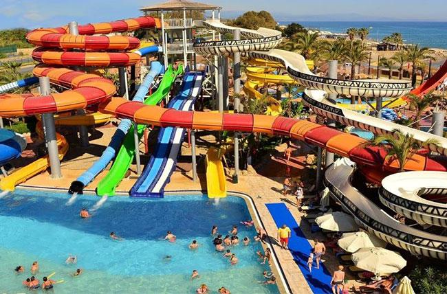 All-inclusive 5-sterren hotel met aquapark