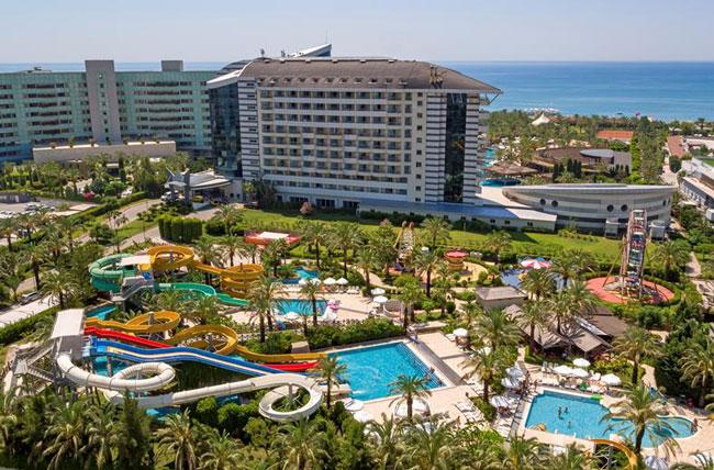 Hotel in Lara met enorm aquapark