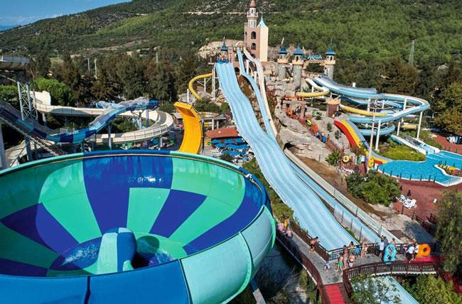 De 19 leukste hotels met aquapark in Turkije