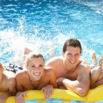 Regels in Franse en Italiaanse zwembaden