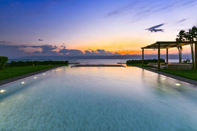 Top 14: De mooiste infinity pools ter wereld