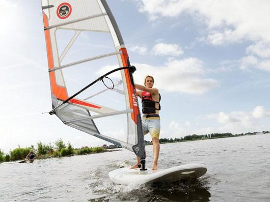 Watersport in Nederland