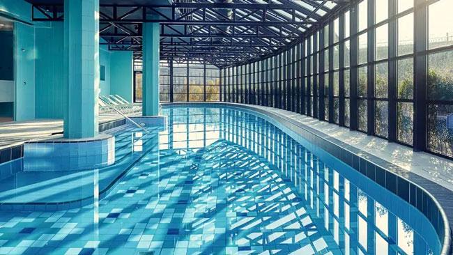 All-inclusve luxe hotel met zwembad vlakbij Amsterdam & Schiphol
