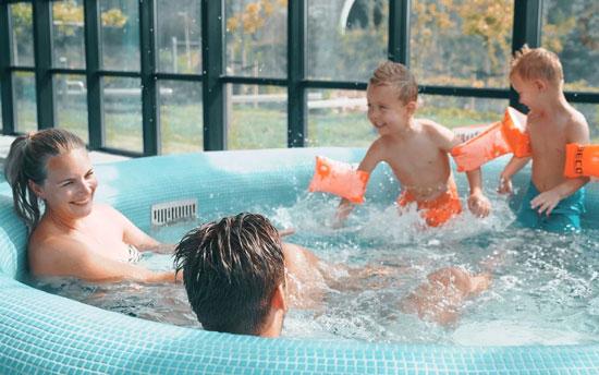 All-inclusive vakantie Nederland met zwembad