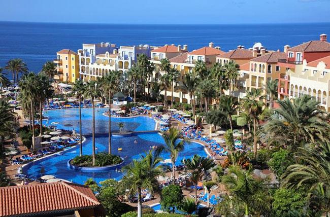 Leukste hotels met zwembad in Spanje