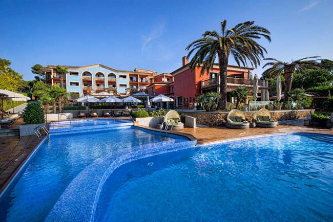 Hotel Cala del Pi, Costa Brava