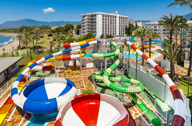 Hotel Playa Estepona, Costa del Sol