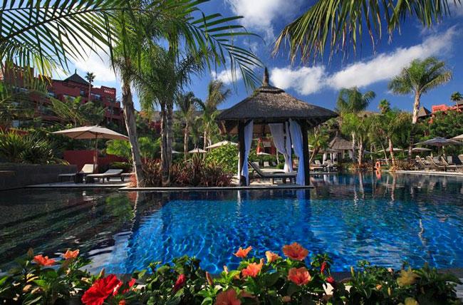 Hotel Asia Gardens en Thai Spa, Costa Blanca