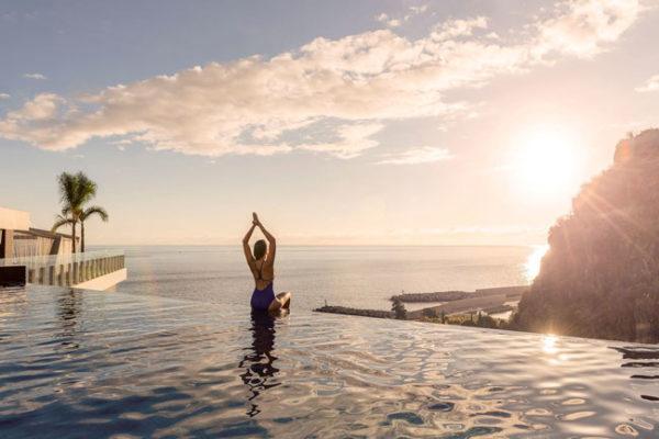 Droomzwembad op Madeira