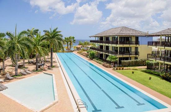 Top 5 Leukste hotels Curaçao met zwembad