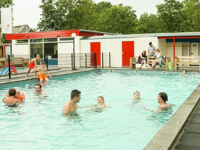 Waddeneiland privé zwembad