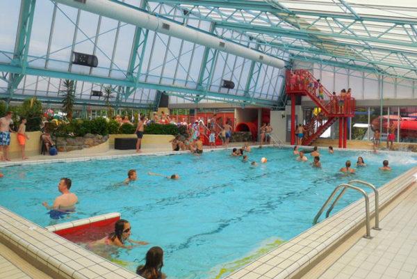 Vakantiepark Veluwe met groot zwembad