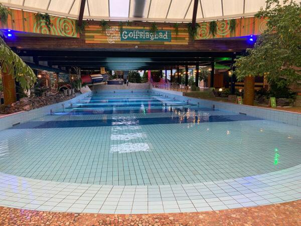 Zwembad bij het Vennenbos met een bijzonder thema