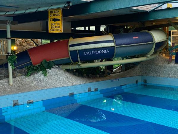 Vennenbos zwembad