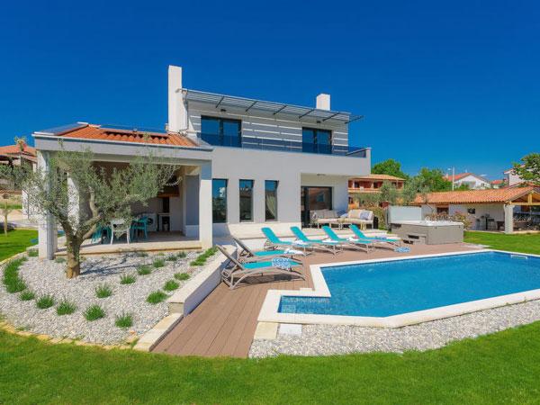 Vakantiehuizen met privé zwembad