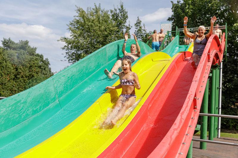 Vijfsterren vakantiepark Nederland met zwembad