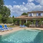 Mooi vakantiepark in de Provence met privé zwembad