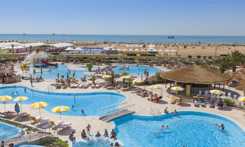 Camping Italië met zwembad