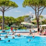 Kleinschalig vakantiepark in Italië met groot zwembad