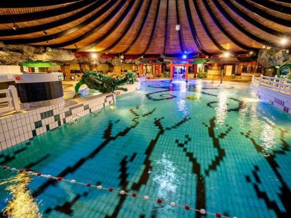 Leuk viersterren hotel met zwembad in Assen