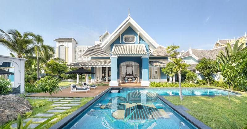 JW Marriott Phu Quoc Emerald Bay Resort & Spa, Vietnam
