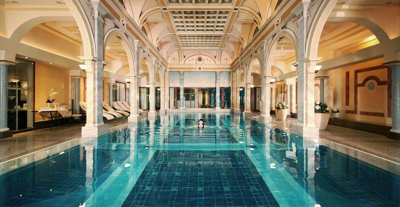 Grand Resort Bad Ragaz, Zwitserland