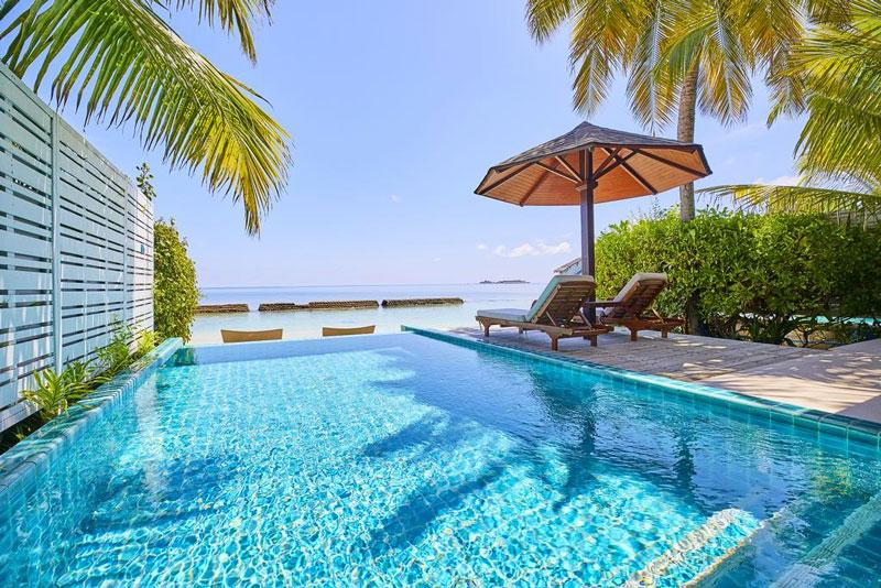 Centara Grand Island Resort & Spa, Malediven