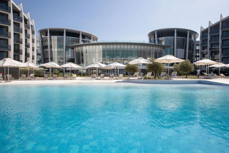 Jumeirah at Saadiyat Island Resort, Verenigde Arabische Emiraten