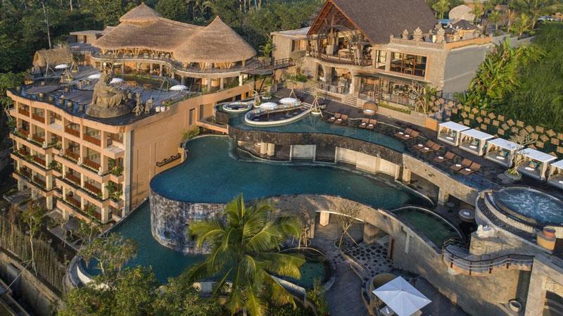 The Kayon Jungle Resort by Pramana, Bali