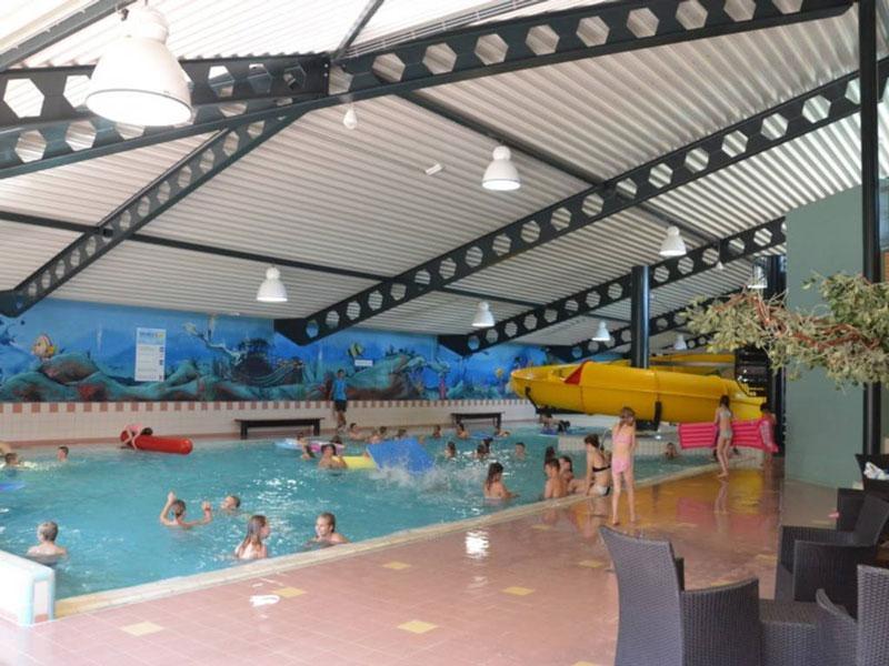 Vakantie Veluwe met zwembad