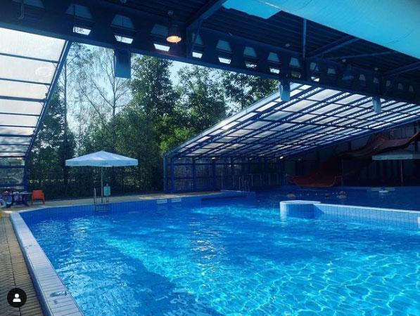 buitenzwembad Land van Bartje
