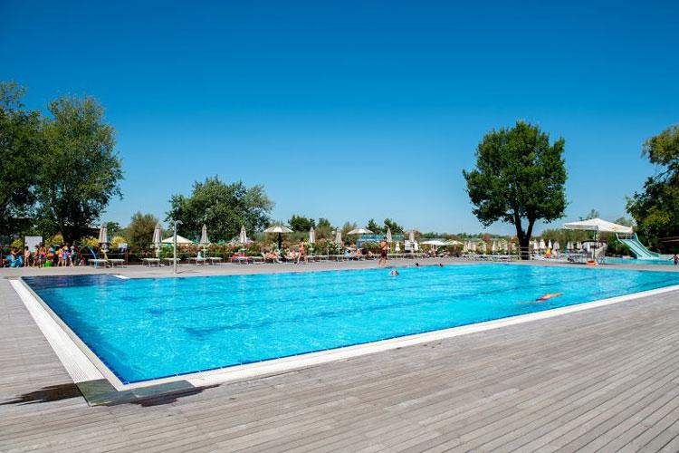 Mooiste campings met zwembad Italië